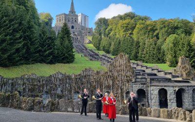 Ausrufung der Lärche im UNESCO-Bergpark Kassel als Nationalerbe-Baum erfolgt